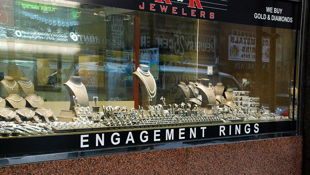 Engagement Ring Shopping in New York City's Diamond ...